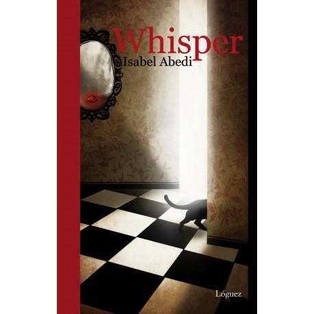 WHISPER Libro Isabel Abedi