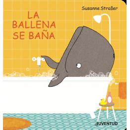 LA BALLENA SE BAÑA