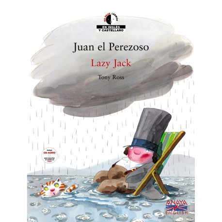 LAZY JACK / JUAN EL PEREZOSO CON CD