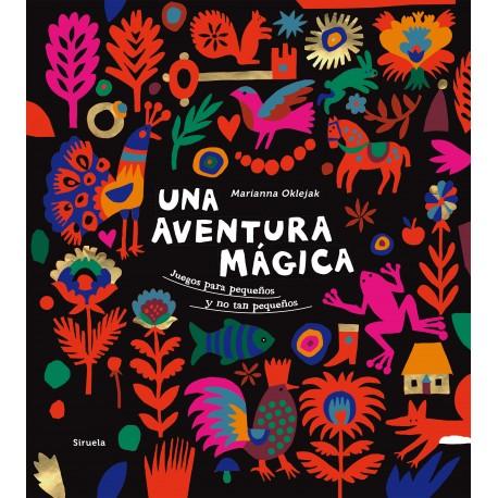 UNA AVENTURA MAGICA Libro