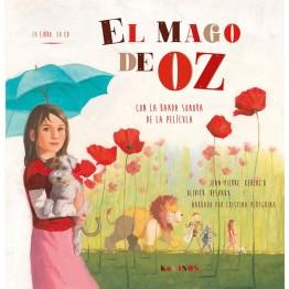 EL MAGO DE OZ CON CD