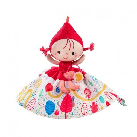 CAPERUCITA TRANSFORMABLE Red Hiding Hood Lilliputiens