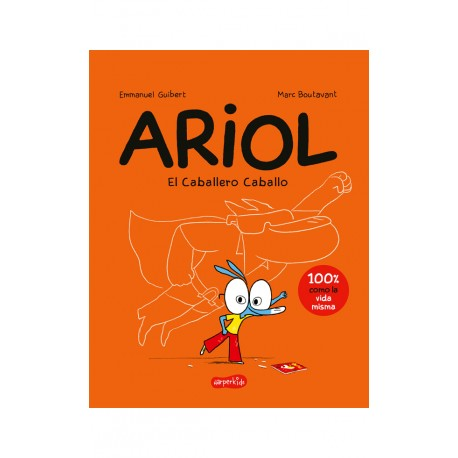 ARIOL 2 EL CABALLERO CABALLO 978-84-17222-05-5