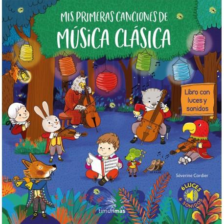 MIS PRIMERAS CANCIONES DE MUSICA CLASICA 978-84-08-20669-9