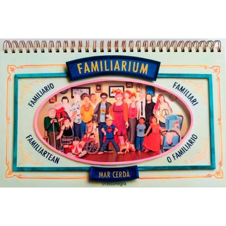FAMILIARIUM Comanegra Libro
