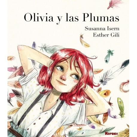 OLIVIA Y LAS PLUMAS Libro