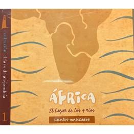 CUENTOS MUSICADOS ÁFRICA
