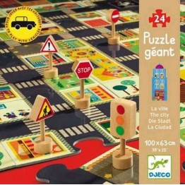 PUZZLE POP TO PLAY LA CIUDAD