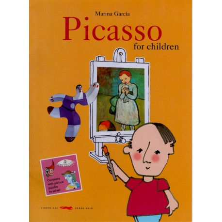 PICASSO FOR CHILDREN 978-84-934032-1-8
