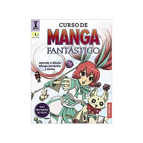 CURSO DE MANGA FANTÁSTICO 978-84-415-3971-6