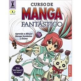 CURSO DE MANGA FANTÁSTICO