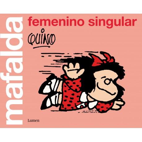 MAFALDA FEMENINO SINGULAR Libro