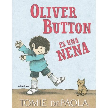 OLIVER BUTTON ES UNA NENA Libro