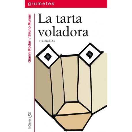 LA TARTA VOLADORA Libro