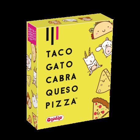 TACO GATO CABRA QUESO PIZZA Juego Ludilo