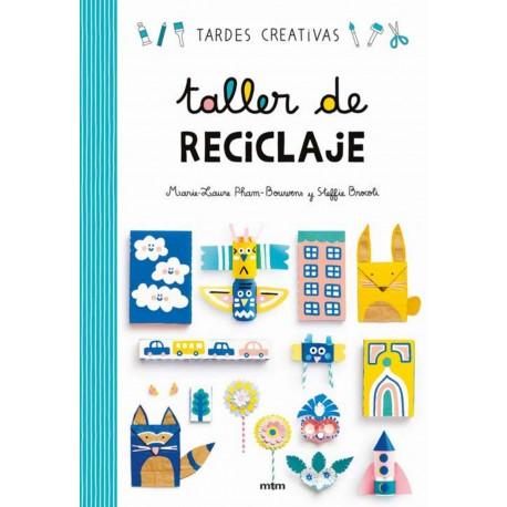 TALLER DE RECICLAJE MTM Portada Libro