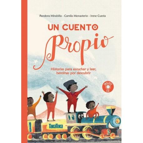 UN CUENTO PROPIO 978-84-17383-08-4