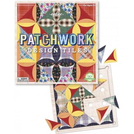 Diseña patchwork eeboo