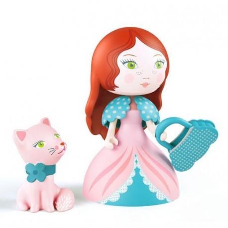 ROSA & CAT. PRINCESA ARTY TOYS Djeco