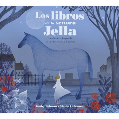 LOS LIBROS DE LA SENORA JELLA 978-84-261-4703-5