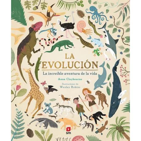 LA EVOLUCION SM 978-84-1318-401-2