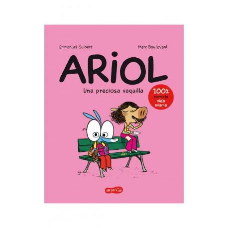 ARIOL 4 UNA PRECIOSA VAQUILLA 978-84-17222-64-2