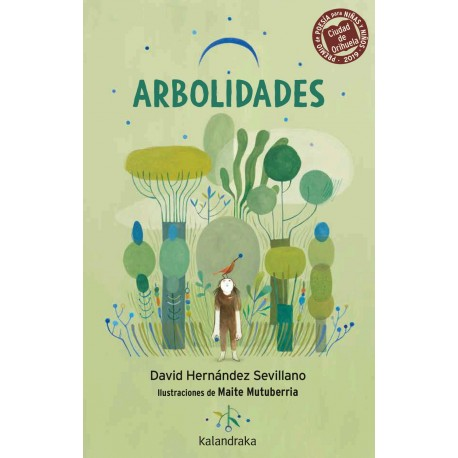 Arbolidades de David Hernández Sevillano Kalandraka Premio Orihuela 2019