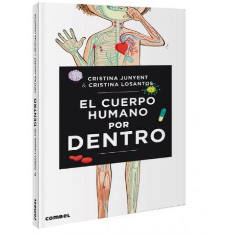 EL CUERPO HUMANO POR DENTRO Libro