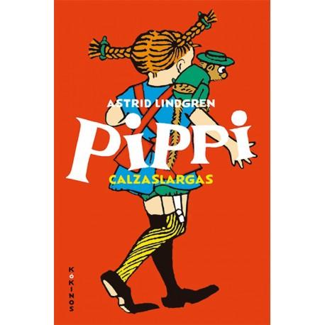 PIPPI CALZASLARGAS Libro