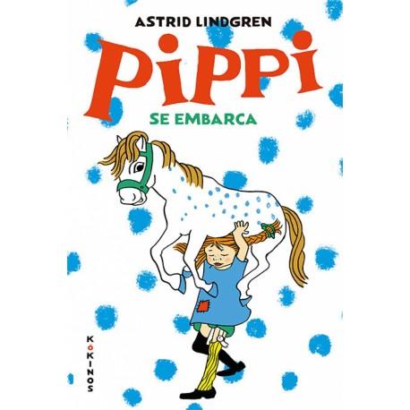 PIPPI SE EMBARCA Libro