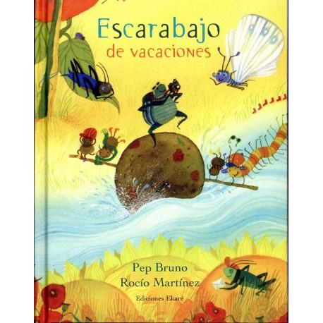 ESCARABAJO DE VACACIONES Libro