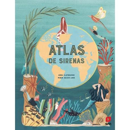 ATLAS DE SIRENAS Libro