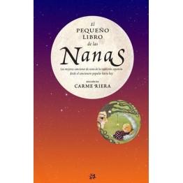 EL PEQUEÑO LIBRO DE LAS NANAS CON CD