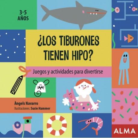 LOS TIBURONES TIENEN HIPO Libro