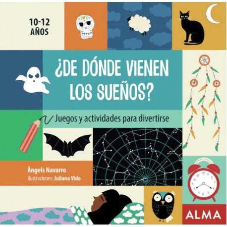 DE DONDE VIENEN LOS SUENOS Libro