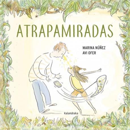 ATRAPAMIRADAS Libro