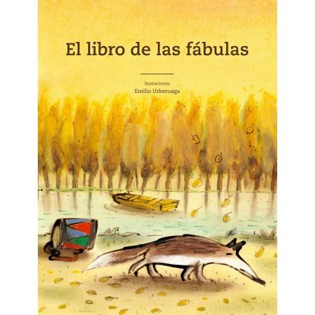 EL LIBRO DE LAS FABULAS Combel Interior Dos