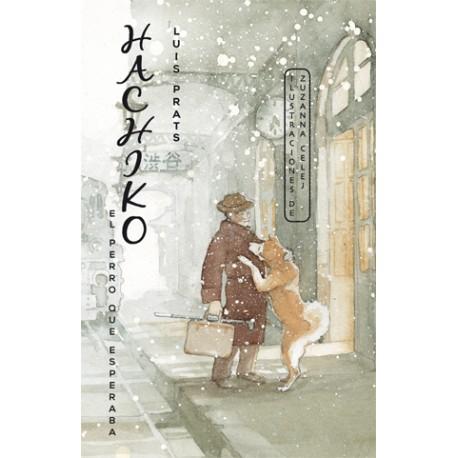 HACHIKO Libro