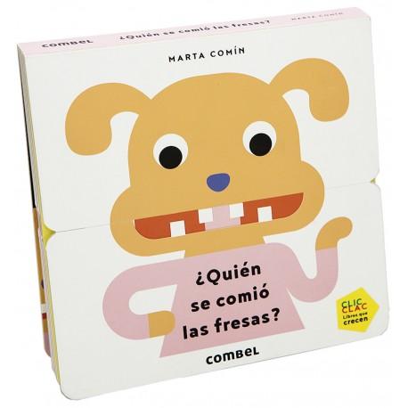 QUIEN SE COMIO LAS FRESAS Libro