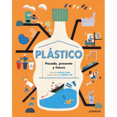 PLASTICO PASADO PRESENTE FUTURO 978842614687-8