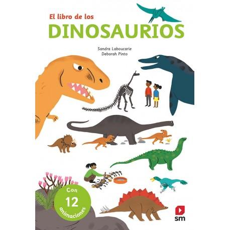 EL LIBRO DE LOS DINOSAURIOS  9788491820451