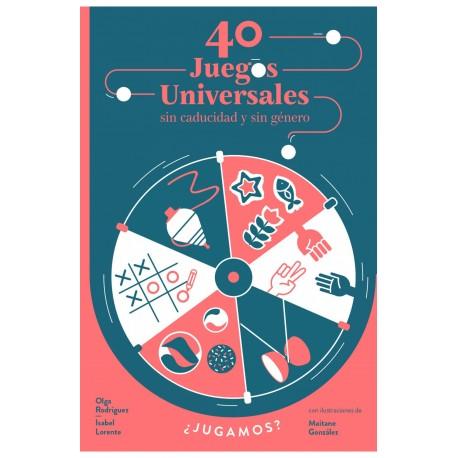 40 JUEGOS UNIVERSALES SIN CADUCIDAD Y SIN GENERO