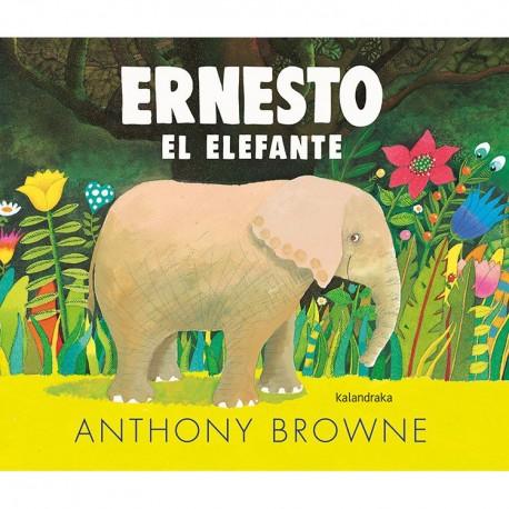 ERNESTO EL ELEFANTE 978-84-1343-050-8