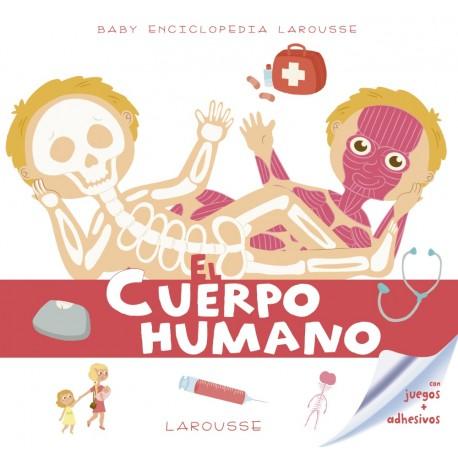 EL CUERPO HUMANO BABY ENCICLOPEDIA