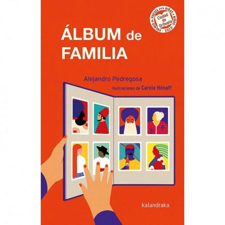 ALBUM DE FAMILIA KALANDRAKA 978-84-1343-075-1