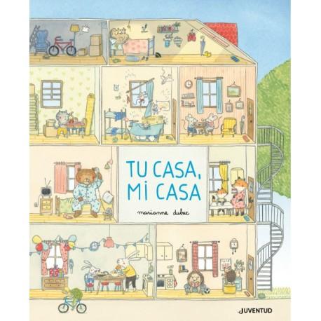 TU CASA MI CASA Libro