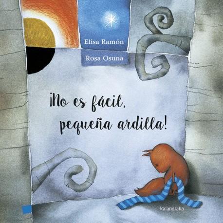 NO ES FACIL PEQUENA ARDILLA Libro