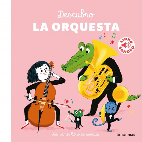 DESCUBRO LA ORQUESTA  978-84-08-23640-5