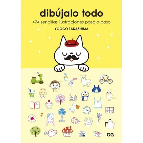 DIBUJALO TODO YOOKO TAKASHIMA