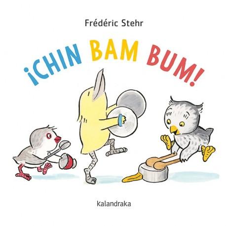 CHIM BAM BUM 978-84-1343-056-0